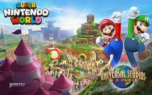 宫本茂要搞个Amazing!任天堂进驻环球乐园兴建SUPER NINTENDO WORLD