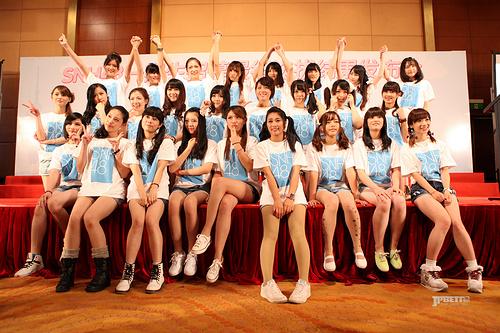 《大家好,我们是SNH48》四周年Answer公演,现役一期生1月12日梦回浅水湾