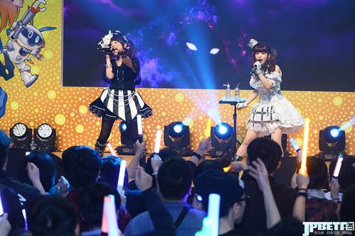 """""""加速世界VS刀剑神域"""",春奈露娜与KOTOKO激唱C3HK2017"""