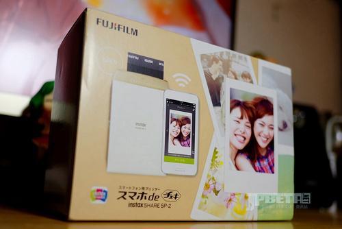 【数码开箱】值得升级的产品,富士胶片一次成像打印机instax share sp-2简评