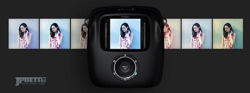 终结一次成像Only One的浪漫?!富士胶片发布方形混合instax相机