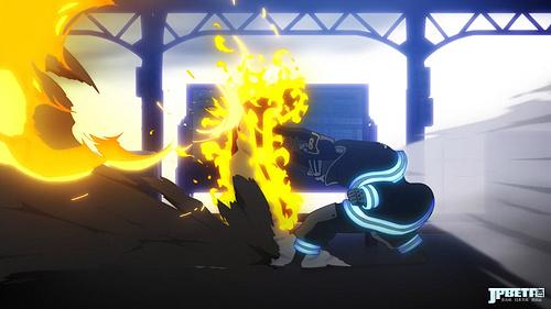 [XKsub][Fire_Force][01v2][CHS_JAP][1080p][WEBrip][MP4].mp4_20190730_214913.739.jpg