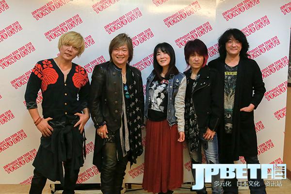 JAM Project亚洲巡演专访:撞大运般学唱中文歌,也想尝试少女歌