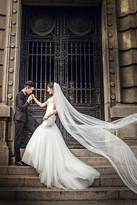 Mr郑&Mrs李