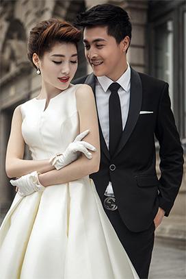 Mr徐&Mrs姚