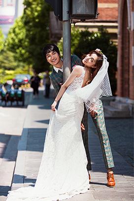 Mr王&Mrs杨