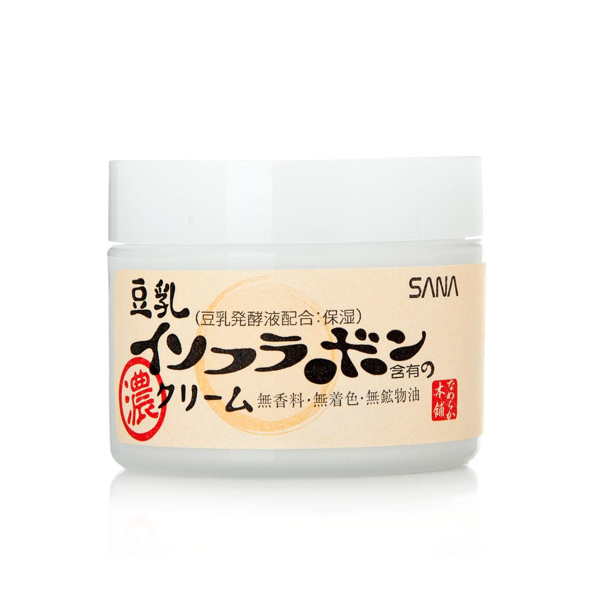 SANA莎娜浓润豆乳美肌滋养霜面霜50g-产品参数