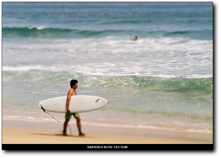 台风路过的日子 - 良少 冲浪 滑板 摄影 - Surfing