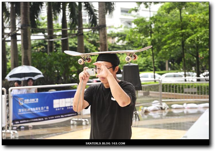 """Baby Dragon""滑板赛 深圳站 - 良少 冲浪 滑板 摄影 - 漂泊 Vagrant"