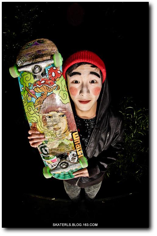 Halloween - 良少 冲浪 滑板 摄影 - surfing