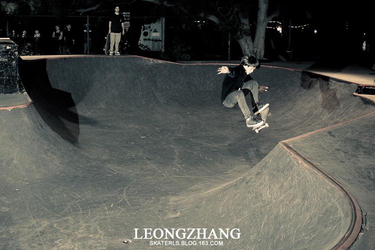 深声不息Party现场 - 良少 冲浪 滑板 摄影 - Leongzhang