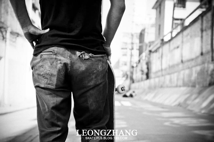 Behind The Len - 良少 冲浪 滑板 摄影 - LEONGZHANG