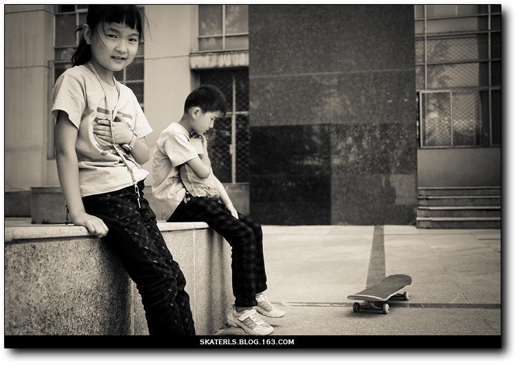The kids - 良少 冲浪 滑板 摄影 -