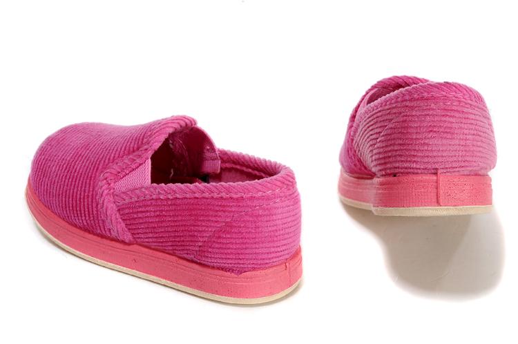 小女童外贸棉布鞋cs2015