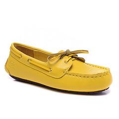 皮面无毛豆豆鞋1011368 黄色35-40码现货
