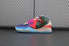 NikeKyrie6PreHeatHealTheWorld治愈世界全新签名战靴室内休闲运动中帮篮球鞋CQ7634403