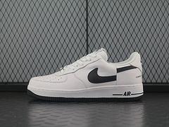 超强三方联名Supreme X Comme Des Garcons X Nike Air Force 1 Low空军一号低帮百搭板鞋