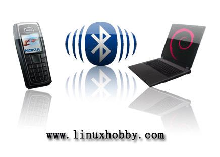 Linux连接Bluetooth通过GPRS拨号上网