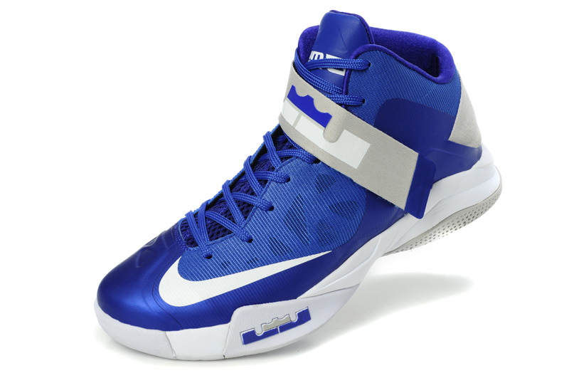 Nike White Shoes With Stripes