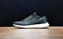 巴斯夫鱼鳞爆!B75665 ! Adidas Pure Boost GO