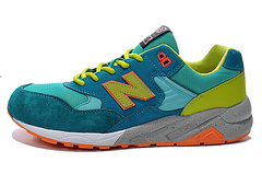 新百伦天猫爆款男/女鞋 复古鞋休闲鞋 跑步鞋 运动鞋 MRT580BT到货