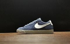 443903-401!Nike BLAZER LOW PRM!