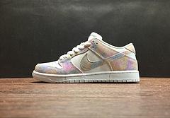 918321- 381!Nike DUNK SB .七彩虹(幻彩)