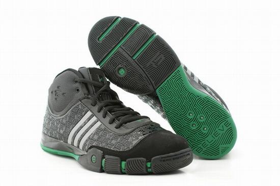 ◣正品专卖◢ 阿迪达斯 ADIDAS 麦迪7代 黑白红 编织篮球鞋