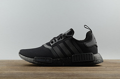 Adidas NMD R1 Triple Black S31508全黑大网 40 4023 4113 42 4223 4313 44 4423 4513
