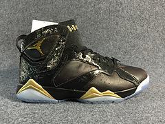乔丹7代Air Jordan7 黑慈善 男鞋 原装真标真碳 41-47货号898651-015特价