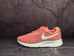 真标 2017新款qq红包秒抢软件ROSHERUN NIKE TANJUN SE网面轻便透气奥运跑步鞋812655-600女鞋