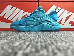 真标bet36是不是黑_英国bet36体育在线_bet36最新体育备用华莱士三代大网系列Nike Air Huarache Ultra Breathe 36-39 透气网面 天蓝 真标原盒带气垫 货号: 833292-400