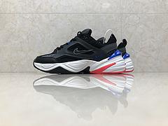 公司级 bet36是不是黑_英国bet36体育在线_bet36最新体育备用复古老爹鞋NIKE M2K TEKNO 货号:AV4789-003 黑蓝桃红 40-45#