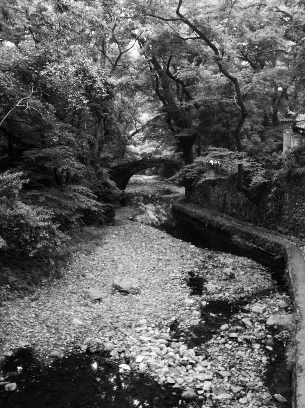 国清寺美景