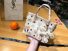 【A5/】M家专柜最幻想兔系列mini 购物袋青岛代工面料对花 专柜正品打板  专柜对版链条 可斜挎 可当手包 送挂件哦尺寸:21.20