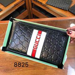 A3/GU*CI带盒 货号:8825 尺寸:22-12-2 材质:纯牛皮手包