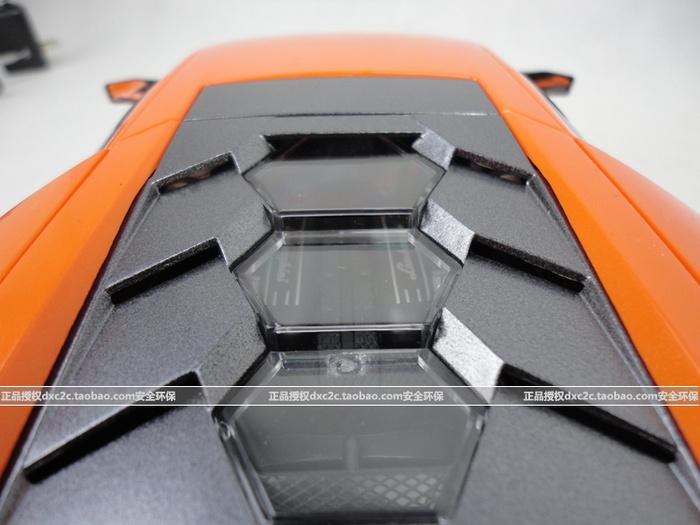 美致儿童玩具车电动遥控车汽车模型兰博基尼蝙蝠超大 高清图片