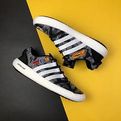 阿迪达斯 BAPE x Adidas Terrex Cc Boat 利拉德 涉水鞋 超软爆米花底36-44