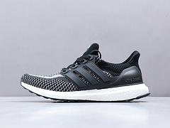 纯原版本 阿迪达斯UB2.0 巴斯夫BOOST颗粒中底 马牌大底 Adidas Ultra Boost 2.0 针织透气鞋面