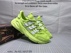 "Adidas Yeezy Boost 600 饱满鞋型支持 配带""吸管""式环绕鞋身 系带模式新颖可见独特理念"