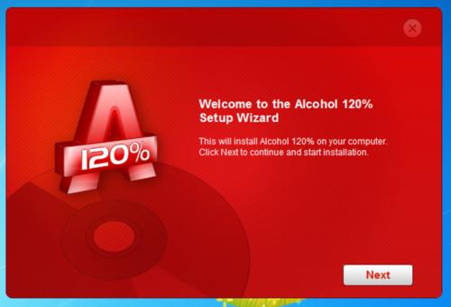 Alcohol 120% v2.0.2.3931 多国语言版(集虚拟光驱和光盘刻录于一身) | 爱软客