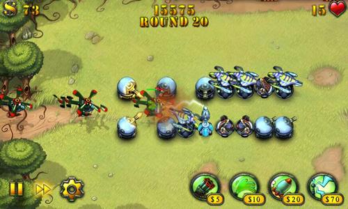 《坚守阵地》简体中文PC版下载(风靡iPhone的塔防游戏推出电脑版) | 爱软客