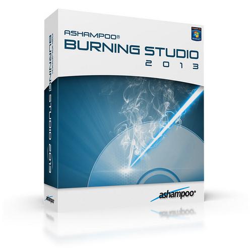 德国刻录软件:Ashampoo Burning Studio 2013 官方多国语言版下载+注册码 | 爱软客