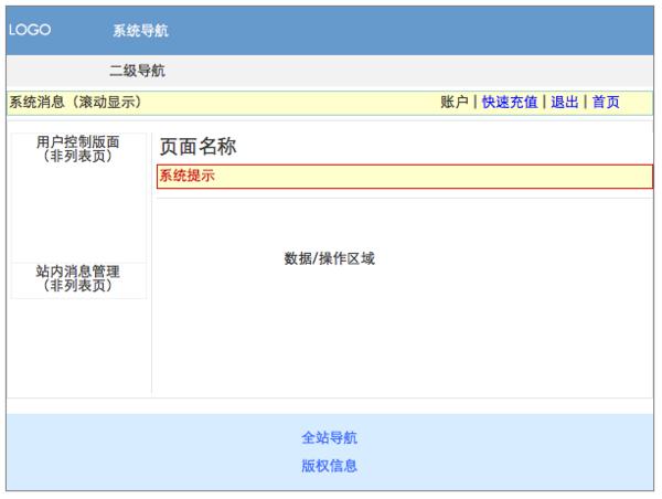 adwo安沃广告平台页面布局