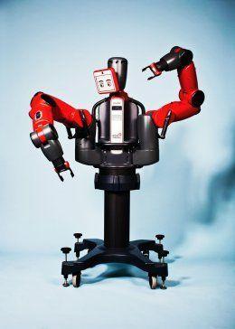 Baxter机器人