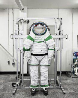美国宇航局Z-1航天服