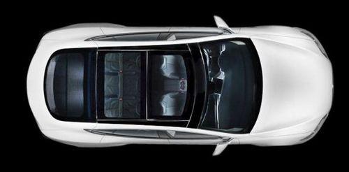 特斯拉S型轿车