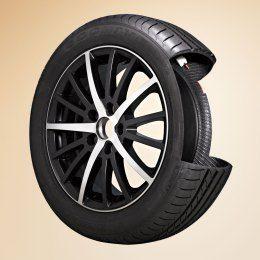 自动充气轮胎