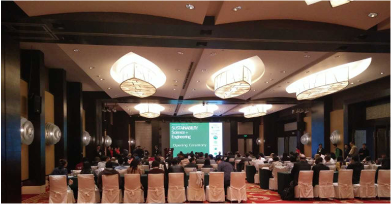 纽迈携新品亮相-第五届AIChE国际可持续发展科学与工程大会