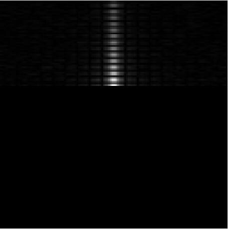 核磁共振K空间采集过程